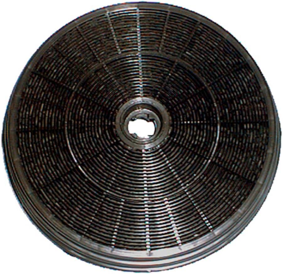 Filtro para campana extractora Tecnolam Ø220Carbón Activo
