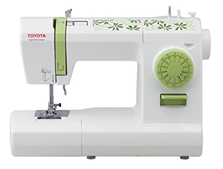 Toyota ECO40CG Ergonomic Sewing Machine Amazoncouk Kitchen Home Inspiration Toyota Easy Sewing Machine Manual
