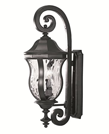 Savoy House Lighting Kp 5 300 Bk Monticello Collection 3 Light Outdoor