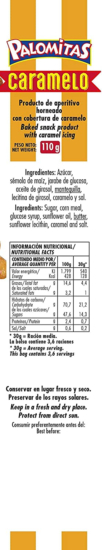Risi Producto de Aperitivo Horneado con Cobertura de Caramelo ...
