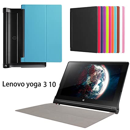 Amazon.com: Asng Lenovo Yoga Tab 3 10 Case - Ultra Slim ...