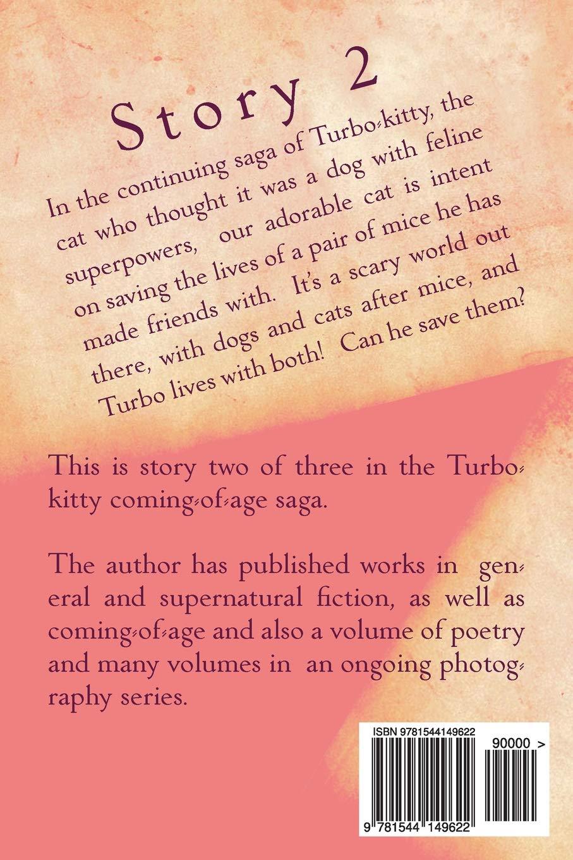 Turbo-Kitty: Story 2 (Volume 2): Elizabeth Kramer: 9781544149622: Amazon.com: Books