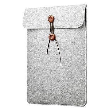 11 Pulgada bolso del ordenador portátil del estilo del papel fácil bolsas de fieltro bolsa portátil bolsa para / ordenador portátil / Ultrabooks / MacBook ...
