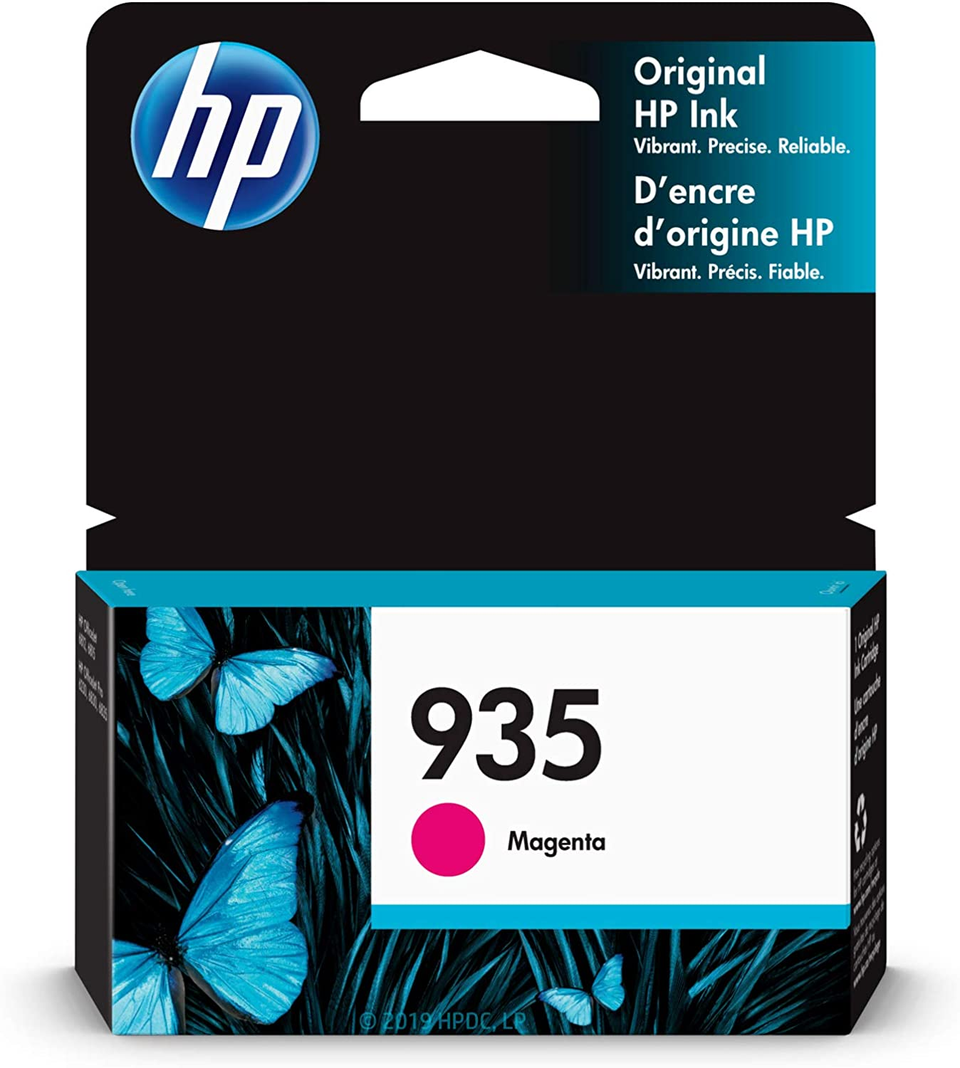 HP 935 | Ink Cartridge | Magenta | C2P21AN