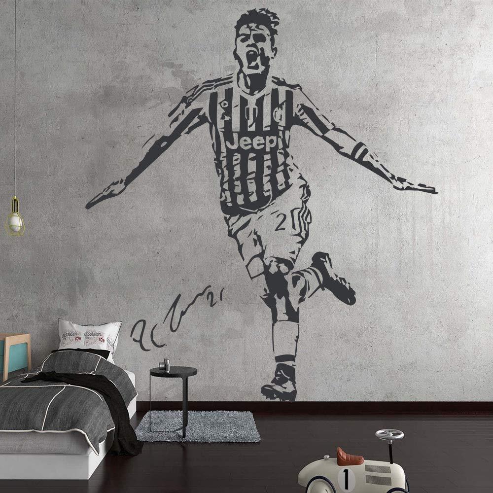 Juventus Football Club Paulo Dybala Argentina Fútbol Tatuajes de ...