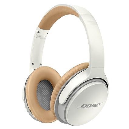 80c9111fa8b Amazon.com: Bose SoundLink around-ear wireless headphones II- White: Home  Audio & Theater