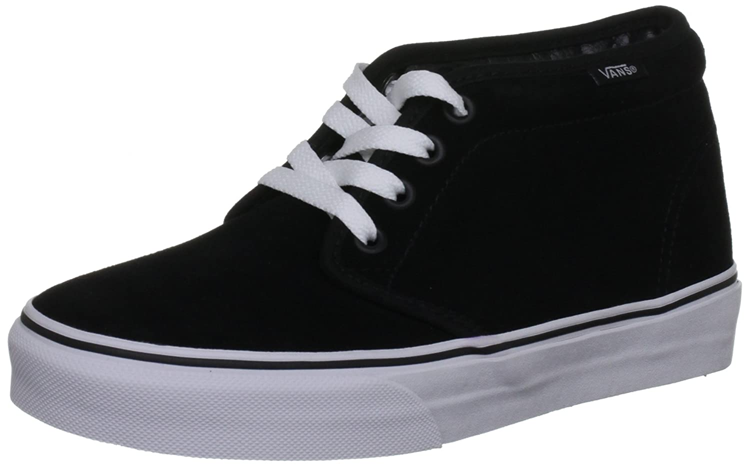 vans chukka boot black