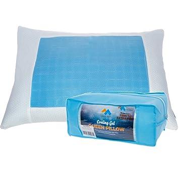 extra firm memory foam pillow Amazon.com: Mindful Design Shredded Memory Foam Pillow Extra Firm  extra firm memory foam pillow