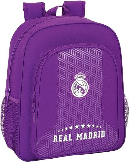 Safta Real Madrid 22242799 AA 98 - Mochila, 32 x 38 x 12