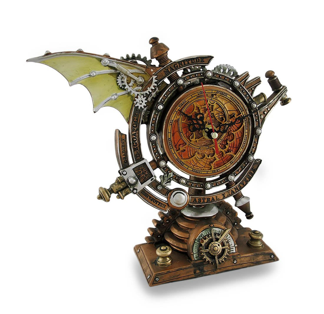 Alchemy - The Vault The Stormgrave Chronometer horloge Alchemy Gothic V15