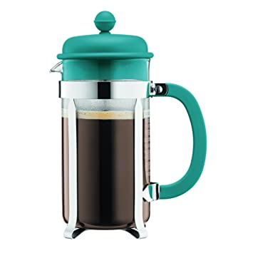 Amazon.com: Bodum 1918-978B-Y18 Bode Cafeteria French Press ...