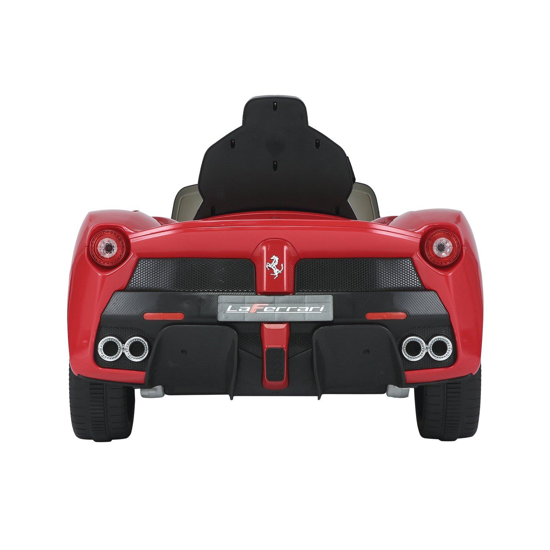 Coche Electrico Bateria 6V Ni o Infantil Ferrari Rojo xxcm