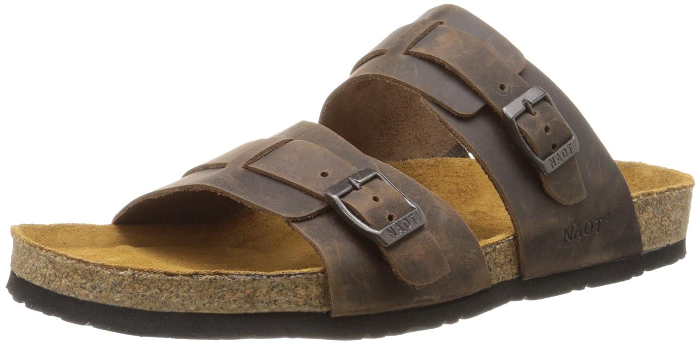 db3324b846cd Naot Mens Santa Cruz Flat Sandal  Amazon.ca  Shoes   Handbags