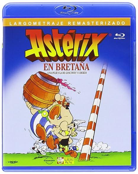Astérix En Bretaña [Blu-ray]: Amazon.es: Personajes Animados, Pino Van Lamsweerde, Personajes Animados, Yannik Piel: Cine y Series TV