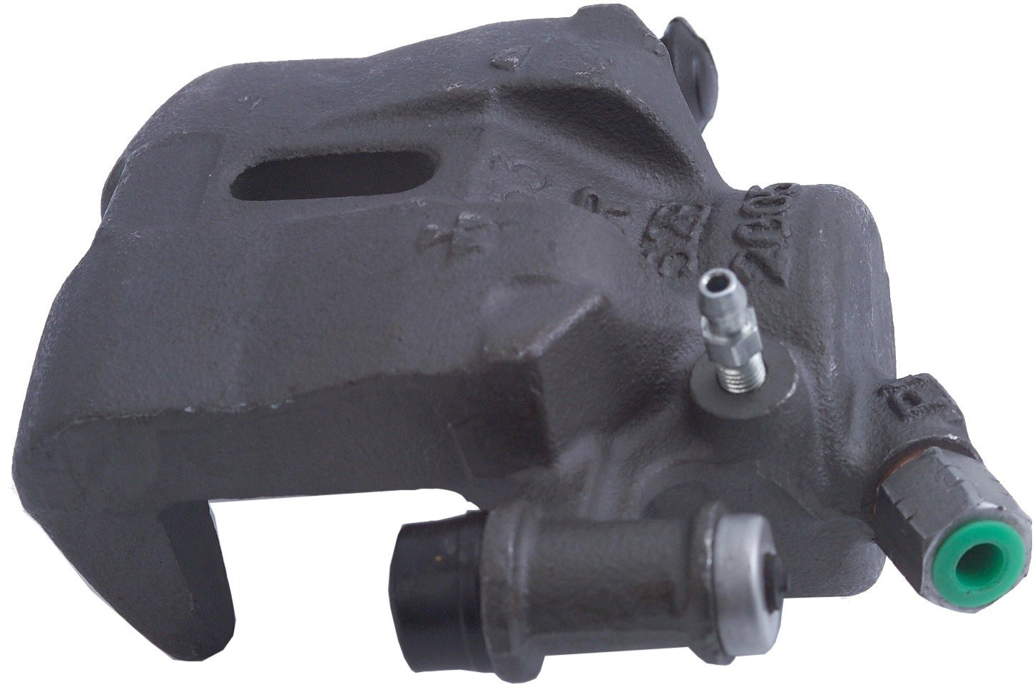Brake Caliper Unloaded Cardone 19-570 Remanufactured Import Friction Ready