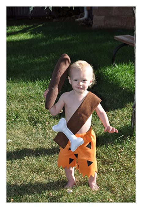 amazoncom perfect pairz pebbles and bamm bamm halloween separately clothing