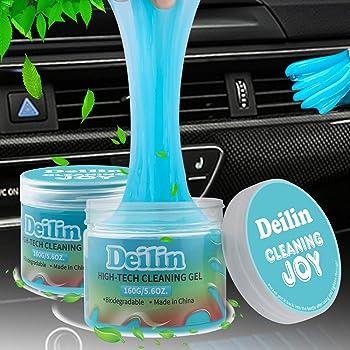 2-Pack Deilin Universal Gel Cleaner Kit