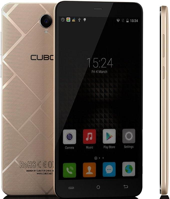 Cubot MAX sin Contrato 4 G LTE Octa Core 4100 mAh teléfono móvil ...