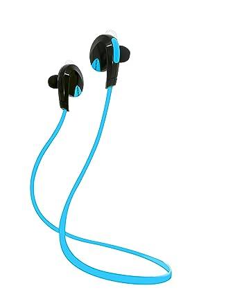 Inalámbrica Bluetooth auriculares, bacron inalámbrico auriculares cancelación de ruido auriculares, auriculares deportivos con micrófono