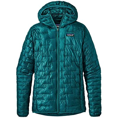 Patagonia Women's Micro Puff Hoody Elwha Blue Size S