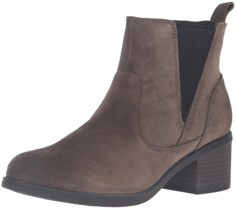 CLARKS Women's B(M) Nevella Bell Boot B0198WKH80 7 B(M) Women's US|Dark Taupe Suede e5413d