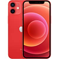 Apple iPhone 12 mini with Facetime - 64GB, 5G, (PRODUCT)RED - International Version