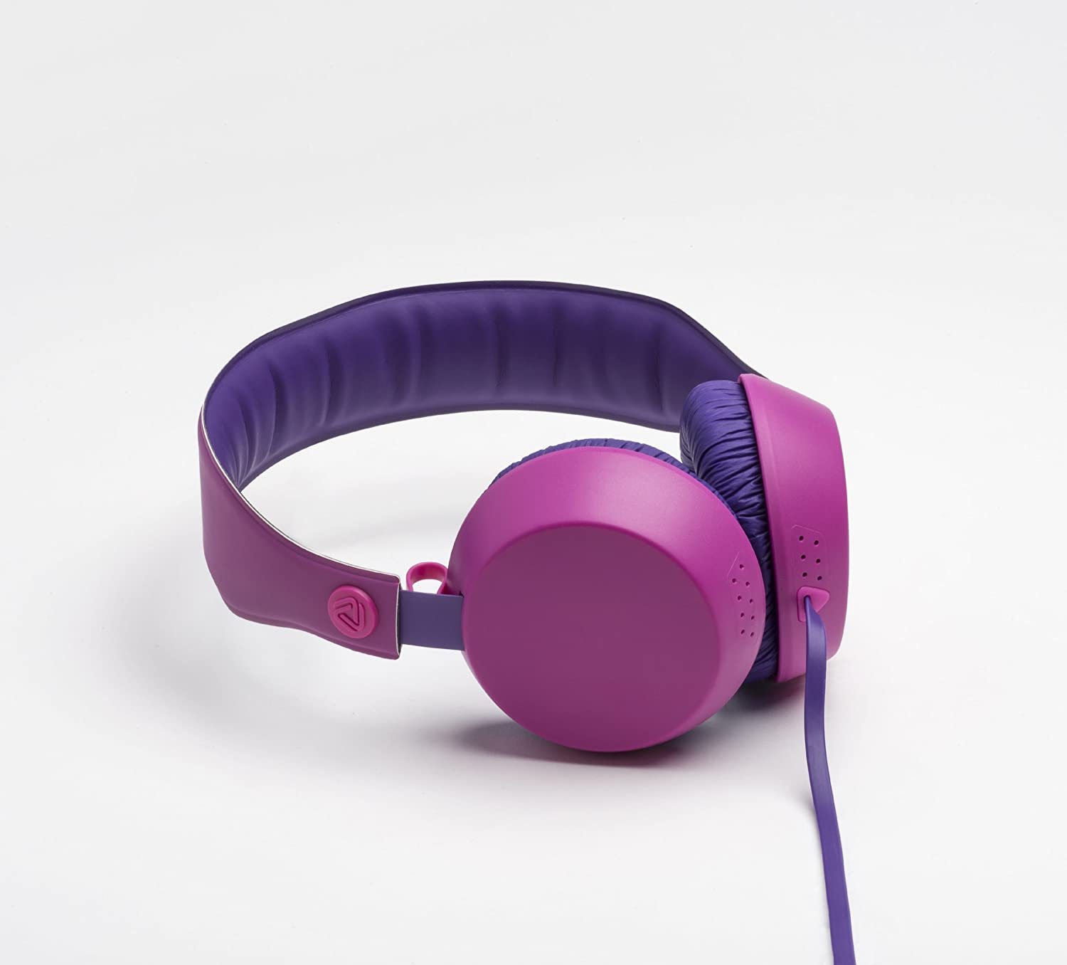 Coloud 4090671 Boom On-Ear Headphone, Transition Purple