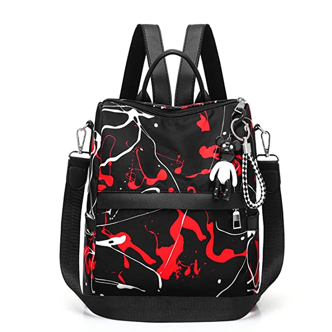 Amazon.com: Womens Oxford Graffiti Backpacks Schoolbag Aancy for Girls Teenagers Large School Back Pack Female Bags Teen Bagpack: Computers & Accessories