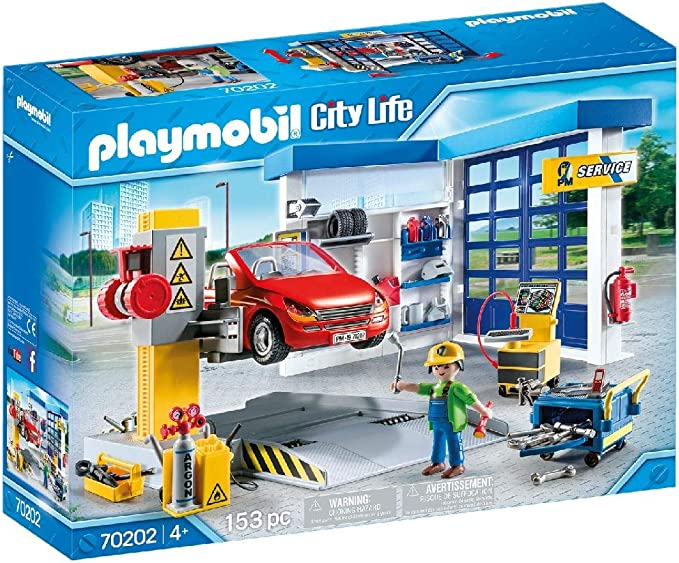 Piece detach vehicle playmobil ref 830