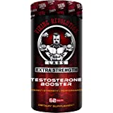 Testosterone Booster for Men- Increase Stamina, Strength, Endurance & Physical Performance - Promotes Weight Loss & Fat Burning - All Natural