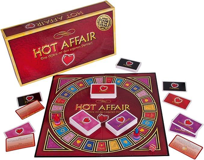 Orion 776491 parejas - juego de mesa A hot affair: Amazon.es: Salud y cuidado personal