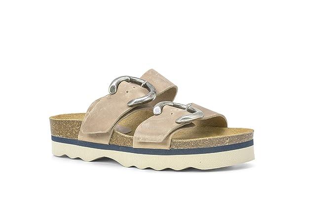 Womens Corsaria Open Toe Sandals Privata 4hH715Am