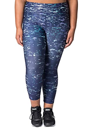 Rbx Active Women S Plus Size Printed Leggings At Amazon Women S