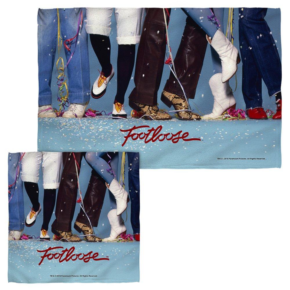 2Bhip Footloose 80s Musical Drama Dance Movie Loose Feet Face & Hand Towel