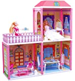 Toyzone My Pretty Doll House, Multi Color