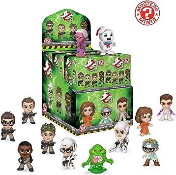 Funko Ghostbusters Mystery Mini Blind Box Display (Case of 12): Amazon.es: Juguetes y juegos
