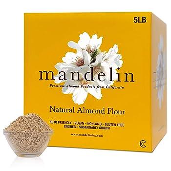 Mandelin Unblanched Almond Flour