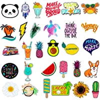 Stickers for Water Bottles Big 30-Pack Cute, Waterproof, Trendy Stickers for Teens, Girls Perfect for Waterbottle…