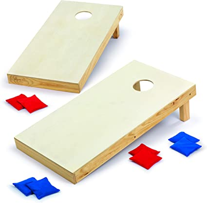 1 ONE SINGLE CORNHOLE BAGS PICK YOUR COLOR!! BEST QUALITY BAGS ON !!