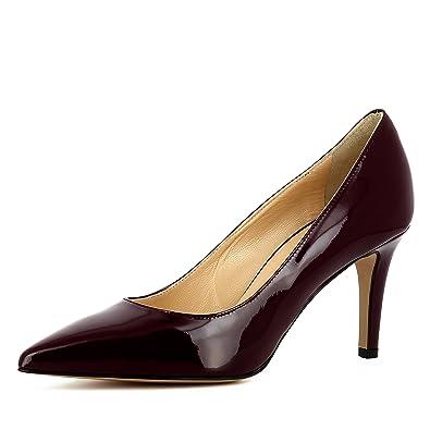 Sacs Aria Cuir Chaussures Escarpins Et Femme Verni T1wzqa6