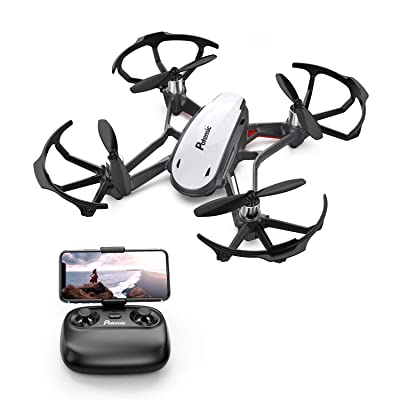 Mini Drone, Potensic D20 Nano Quadcopters with Camera, Altitude Hold, Remote Control, Headless Model, Small Drones for Kids/Beginners: Toys & Games