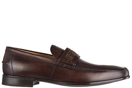 Gucci Mocasines en Piel Hombres Betis Glamour marrón EU 43 295786 BLM00 2140: Amazon.es: Zapatos y complementos