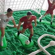 Dekoback 02-08-00005 - Decoración para Tartas, 7 Piezas, diseño de Jugador de fútbol