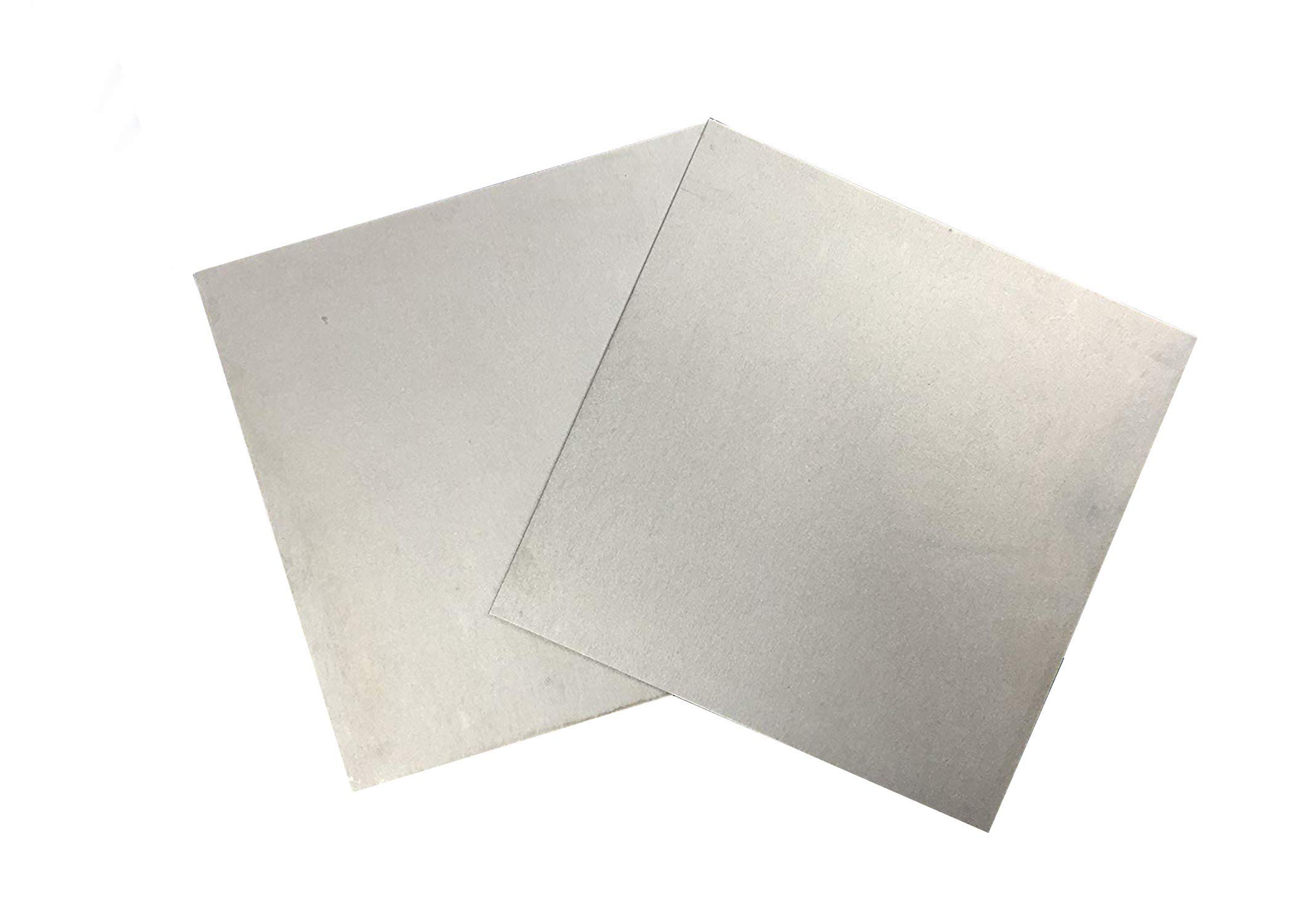 Tungsten Sheet/Plate 6''x6''x0.04'', Unpolished by Torrey Hills Technologies