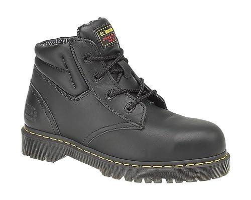 Dr Martens Tred black SB safety hiker boot size 3-13UK