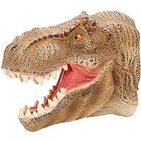 Lebze Marionetta da Mano Testa di Dinosaure T-Rex Tyrannosaurus