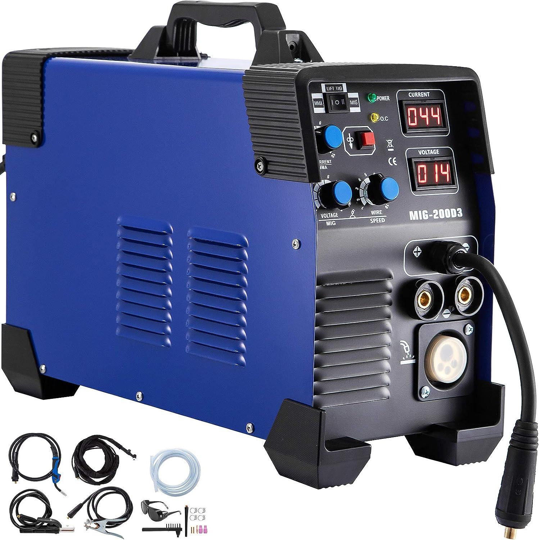 Mophorn MIG Welder 200 Amp