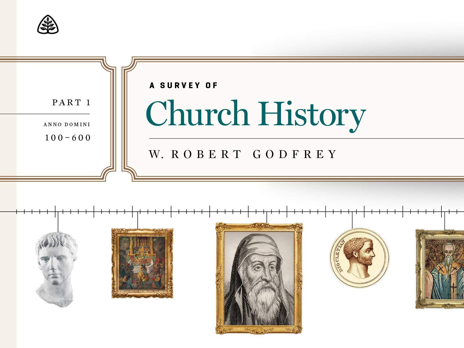 A Survey of Church History on Amazon Prime Video UK