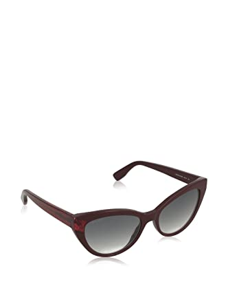 Jimmy Choo Sonnenbrille Costy/S Bb Red Redglitt, 54