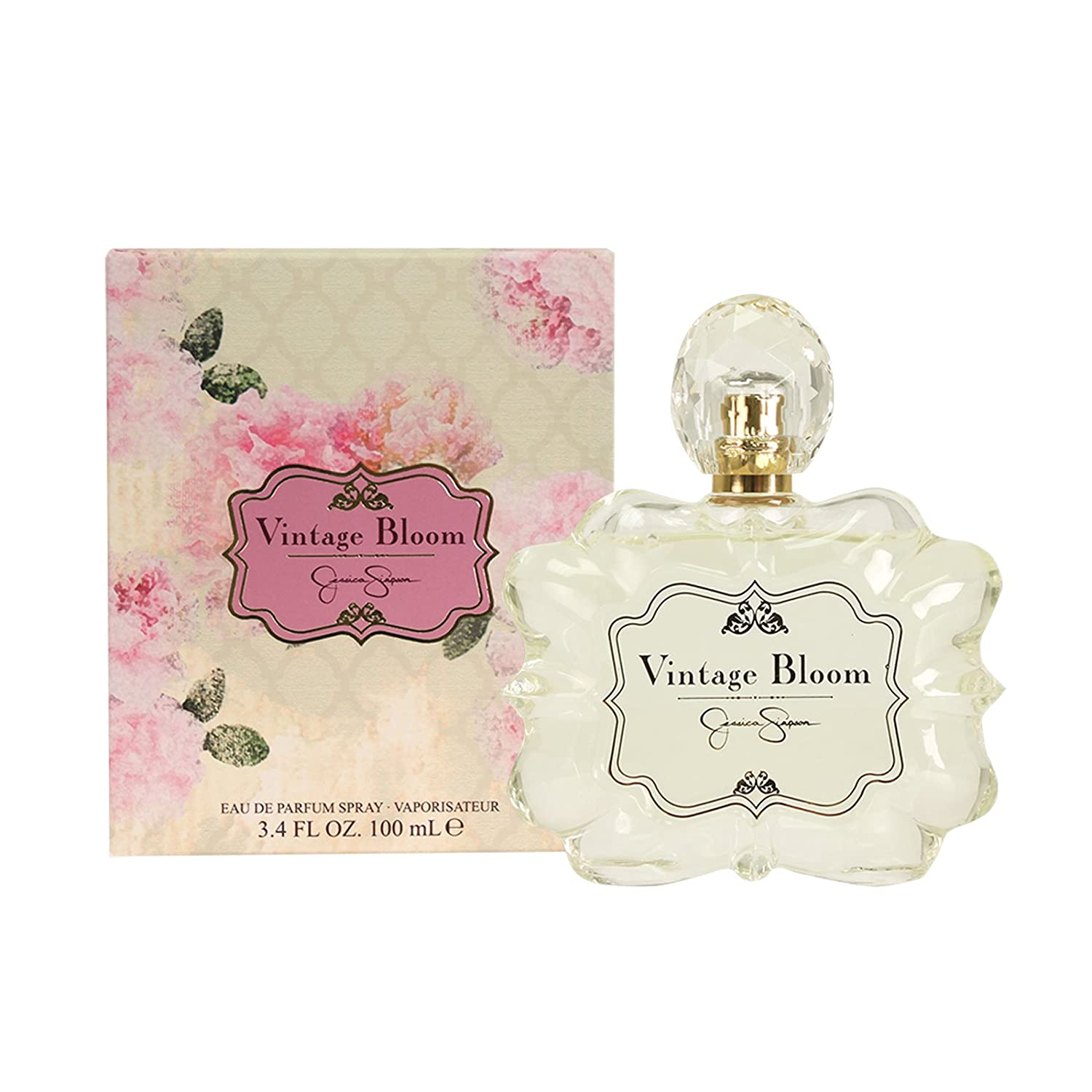 Amazon jessica simpson vintage bloom women eau de parfum spray amazon jessica simpson vintage bloom women eau de parfum spray 34 ounce vintage bloom perfume jessica simpson beauty izmirmasajfo